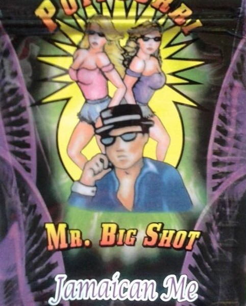 Mr Big Shot Jamaican Me Crazy 5g