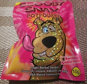 Scooby Snax 2nd Gen Exotic 10 Grams
